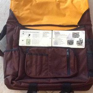 Bags - BBP Hybrid Messenger - Backpack Laptop Bag
